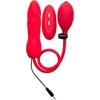 OUCH TWIST INFLABLE DE SILICONA ROJO