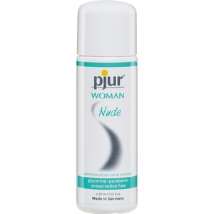 PJUR WOMAN NUDE LUBRICANTE BASE AGUA 30 ML