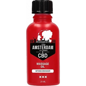 CBD FROM AMSTERDAM THE ORIGINAL ACEITE DE MASAJE INTENSO