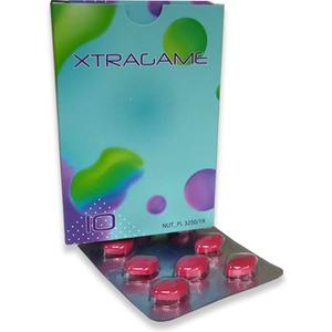 XTRAGAME 10 CÁPSULAS