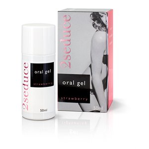2SEDUCE GEL ORAL VANILLA