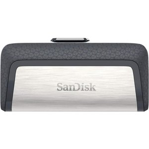 MEMORIA FLASH USB DOBLE SANDISK ULTRA DE 64 GB CON USB 3.1 TYPE-C