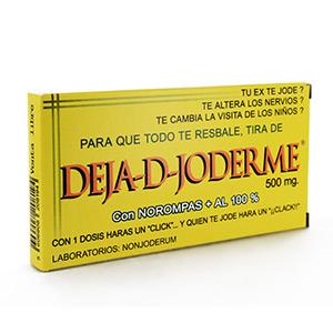 DEJA-D-JODERME CAJA DE CARAMELOS