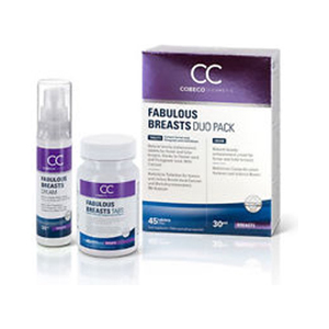 CC FABULOUS BREASTS DUO PACK POTENCIADOR DEL BUSTO