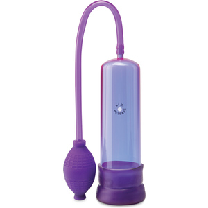 PUMP WORX BOMBA DE ERECCION MORADA