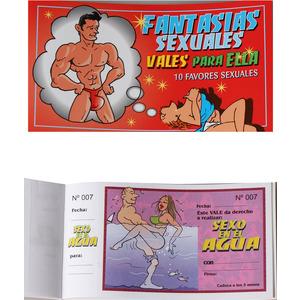 FANTASIAS SEXUALES VALES PARA ELLA