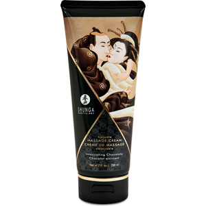 SHUNGA CREMA MASAJE CHOCOLATE 200 ML