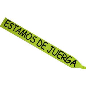 BANDA ESTAMOS DE JUERGA NEGRO