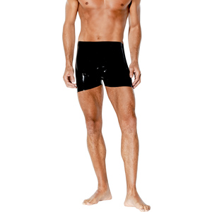 SHORTS MEN LATEX BLANCO