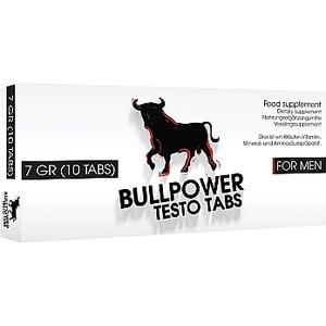 BULLPOWER TESTO 10 CÁPSULAS