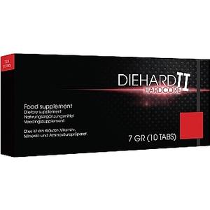 DIE HARD II HARDCORE 10 CÁPSULAS