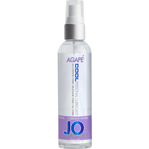 JO FOR WOMEN LUBRICANTE AGAPE EFECTO FRIO 120 ML