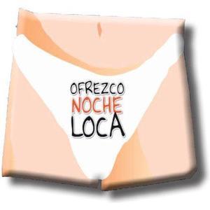 SLIP MUSICAL OFESCO NOCHE LOCA