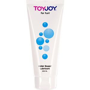 TOY JOY LUBRICANTE BASE AL AGUA 200 ML