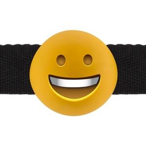 SMILEY EMOJI - MORDAZA