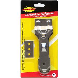 RASCAVIDRIOS-PROFESIONAL-3-RECAMBIOS-COD-GR-45936