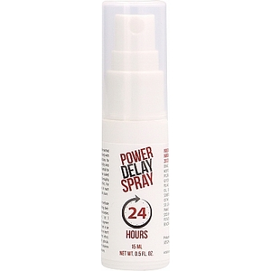 POWER DELAY SPRAY RETARDANTE - 24H - 15 ML