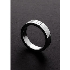 RIBBED C-RING (10X55MM)