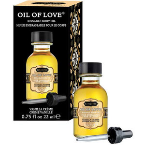 OIL OF LOVE VAINILLA - 22ML