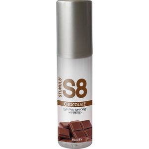 S8 LUBRICANTE SABORES 50ML - CHOCOLATE