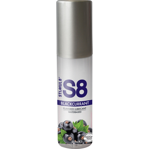 S8 LUBRICANTE SABORES 50ML - GROSELLA NEGRA