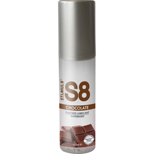 S8 LUBRICANTE SABORES 125ML - CHOCOLATE
