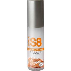 S8 LUBRICANTE SABORES 125ML - CARAMELO