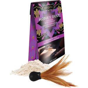 HONEY DUST POLVOS AFRODISÍACOS FRAMBUESA 28G