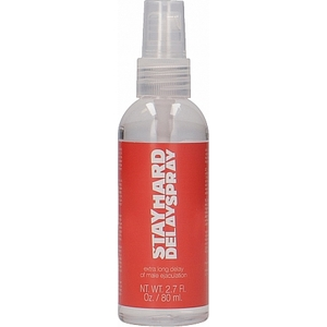 STAY HARD - SPRAY RETARDANTE 80ML