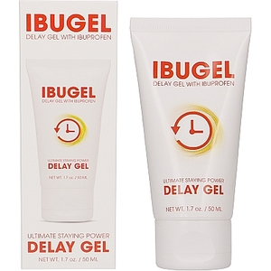 IBUGEL - GEL RETARDANTE MASCULINO 50ML