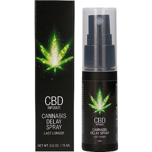CBD SPRAY RETARDANTE CANNABIS - 15 ML