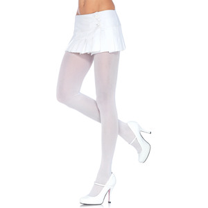 LEG AVENUE PANTIES OPACOS BLANCO