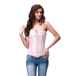 INTIMAX CORSET OLIMPO PINK