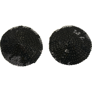 CARAMEL NUIT - PEZONERAS SHINY SPANGLE NEGRO