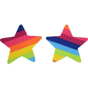 CARAMEL NUIT - PEZONERAS RAINBOW STAR MULTICOLOR