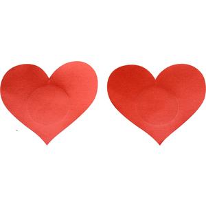 CARAMEL NUIT - PEZONERAS BRIGHT HEART ROJO
