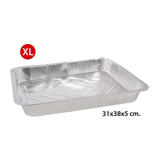 BANDEJA RECTANGULAR XL 380X310X500MM., WAT, 1UDS.