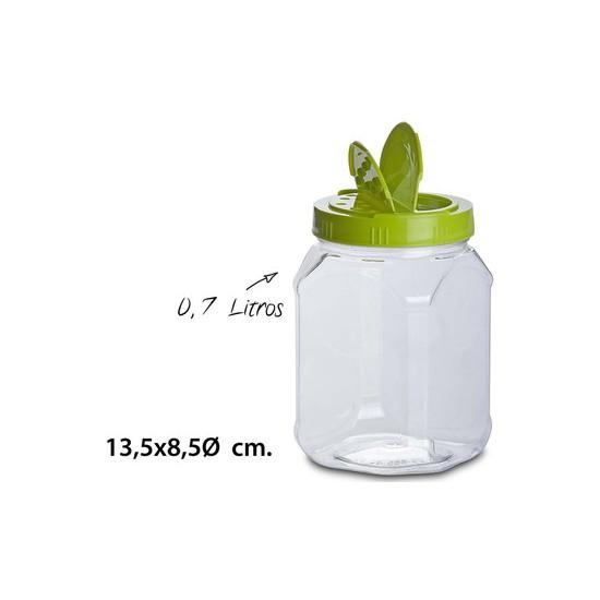 TARRO ESPECIERO, USE PLASTICOS, 0,7L.