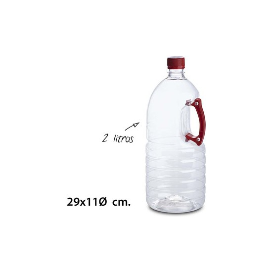 BOTELLA, USE PLASTICOS, -PET-, 2L.