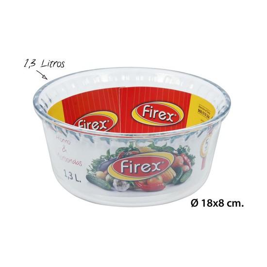 MOLDE SOUFFLE, FIREX, 1,3L.