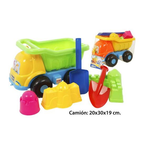 Camión playa con accesorios, aquapro | CasayTextil