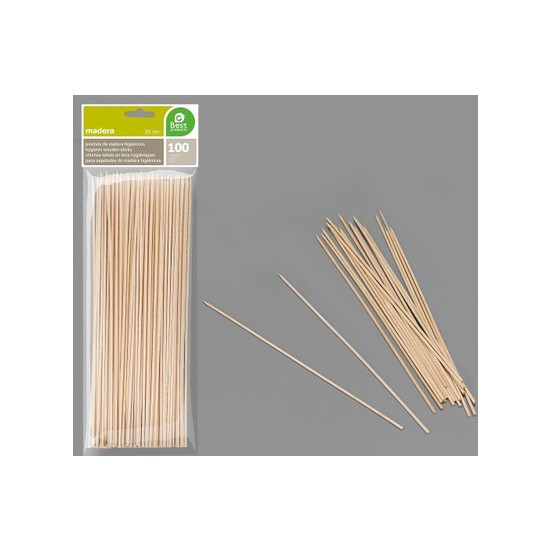 PINCHO DE 25CM., BEST PRODUCTS, 100UDS. (1)