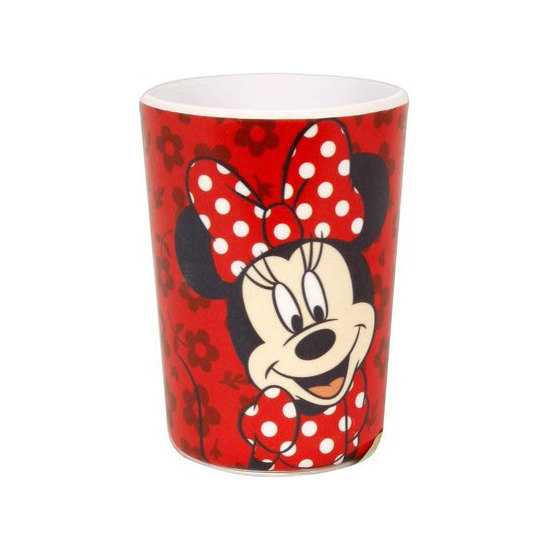VASO MELAMINA, DISNEY, -MINNIE-, 210ML.