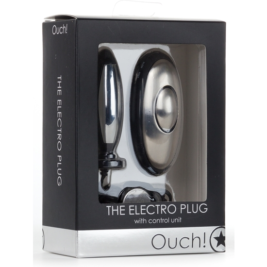 OUCH PLUG ELECTROESTIMULADOR