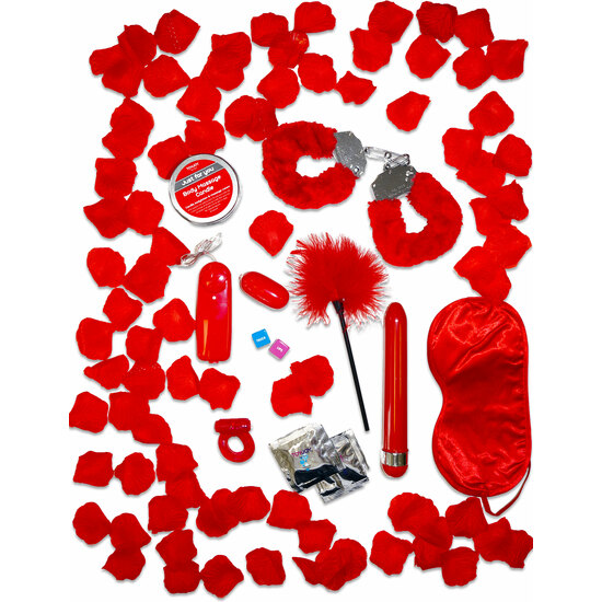 RED ROMANCE SET DE REGALO (1)