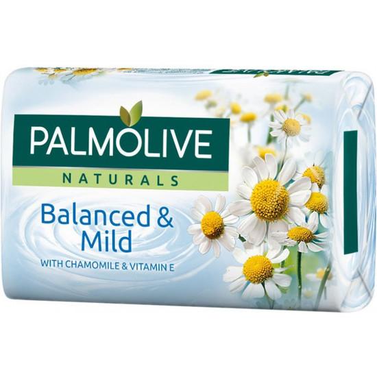 PALMOLIVE JABÓN 90GR CAMOMILA Y VITAMINA E
