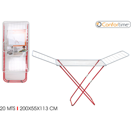 TENDEDERO 20M METAL KT026A CONFORTIME