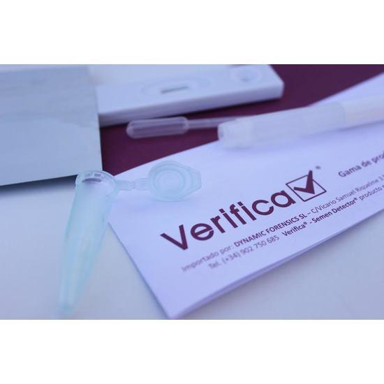 VERIFICA® SEMEN DETECTOR® TEST DE INFIDELIDAD (2)
