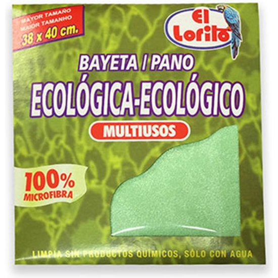 BAYETA MICROFIBRA EL LORITO