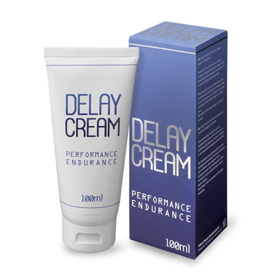 DELAY CREAM CREMA RETARDANTE 100 ML (ST - )